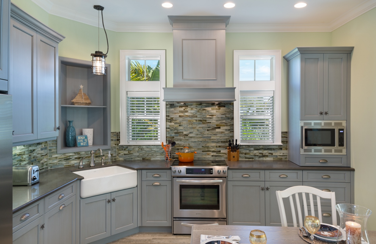 Seaside Escape ~ Holmes Beach - Epoch Cabinetry for the Home ...