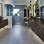 Modern Master Bath ~ Holmes Beach