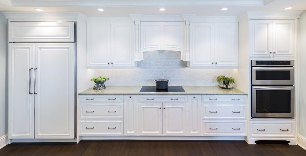 Kitchen Range wall